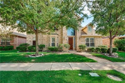 Frisco Single Family Home For Sale: 3647 Patriot Drive