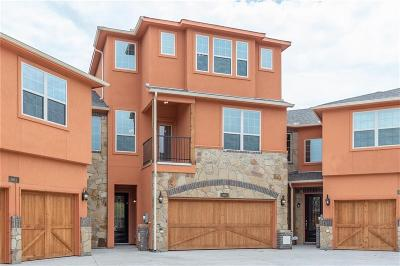 Grand Prairie Townhouse For Sale: 2665 Venice #3