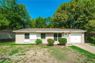 Dallas Single Family Home For Sale: 3891 Happy Canyon Drive