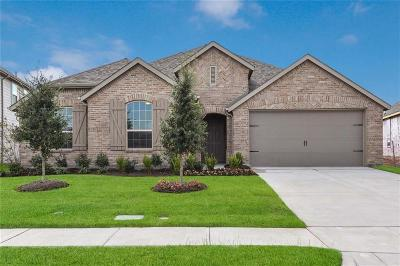 Forney TX Single Family Home For Sale: $323,990