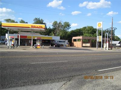 Grand Saline Commercial For Sale: 622 Garland