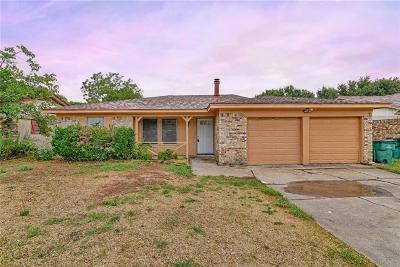 Watauga Single Family Home For Sale: 6512 Johnnie Street