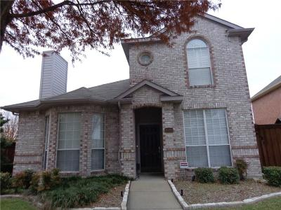 Richardson  Residential Lease For Lease