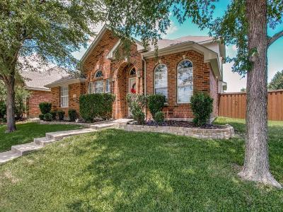 Allen Single Family Home For Sale: 1619 Fir Harbor Court
