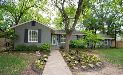 Tyler Single Family Home For Sale: 1403 S Robertson Avenue