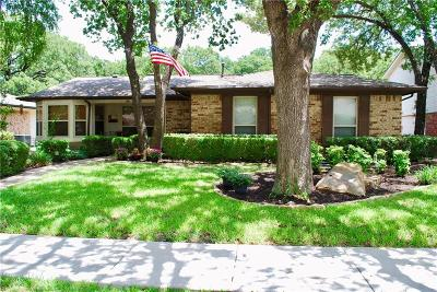 Coppell Single Family Home For Sale: 156 Glenwood Drive