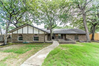 Single Family Home For Sale: 2811 Oak Valley Drive