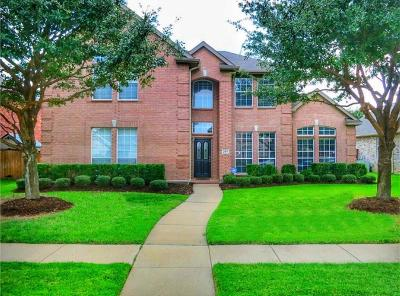 Coppell Single Family Home For Sale: 207 Brittany Drive