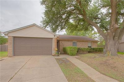 Garland Single Family Home Active Option Contract: 4329 Martindale Drive