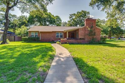 Dallas Single Family Home For Sale: 9951 Galway Drive