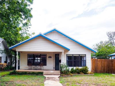 Brown County Single Family Home For Sale: 1711 8th Street