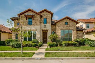 Irving Single Family Home For Sale: 6909 Sonoma