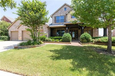Fort Worth Single Family Home For Sale: 3934 Stedman Trail