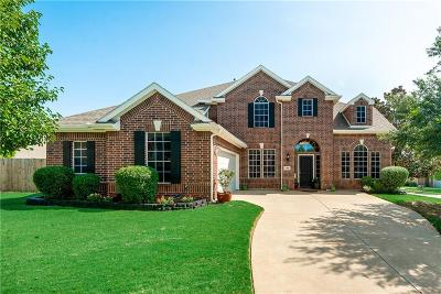 Grand Prairie Single Family Home For Sale: 4585 Mountain Laurel Drive
