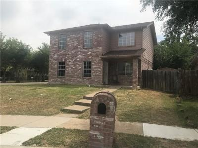 Dallas TX Single Family Home For Sale: $148,000