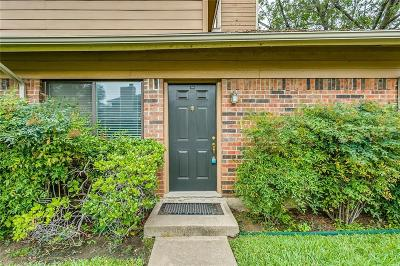 Benbrook Townhouse For Sale: 5749 Cedar Creek Drive