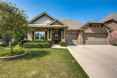 Fort Worth Single Family Home For Sale: 1404 Mesa Flats Drive