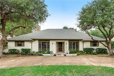 Richardson Single Family Home For Sale: 1309 Rusk Drive