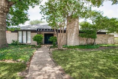 Dallas Single Family Home For Sale: 12506 Whispering Hills Drive