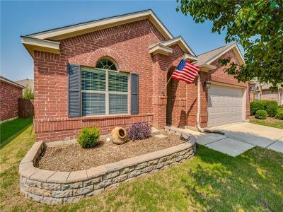 Cross Roads Single Family Home For Sale: 8609 Sagebrush Trail