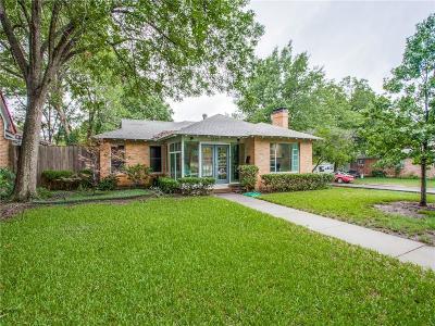 Dallas Single Family Home For Sale: 1303 S Montreal Avenue