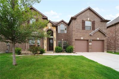 McKinney Single Family Home For Sale: 11905 Presario Road