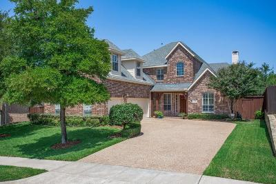 Flower Mound Single Family Home For Sale: 3716 Hillsdale Drive