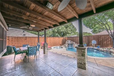Carrollton Single Family Home Active Option Contract: 1317 E Branch Hollow Drive