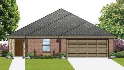 Forney TX Single Family Home For Sale: $206,990