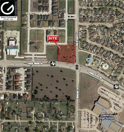 Flower Mound Commercial Lots & Land Active Option Contract: Tbd Flower Mound Rd