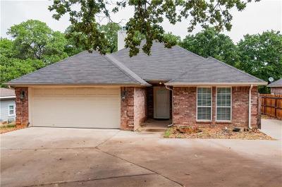 Azle Single Family Home For Sale: 1107 N Stewart Street