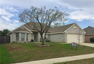 Haltom City Single Family Home For Sale: 6017 Bent Creek Drive