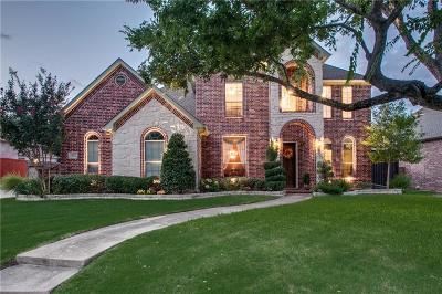 Allen Single Family Home For Sale: 15 Carter Court