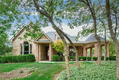 Fort Worth Single Family Home For Sale: 301 Silver Canyon Drive