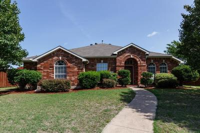 Mesquite Single Family Home For Sale: 3209 Lochwood Drive