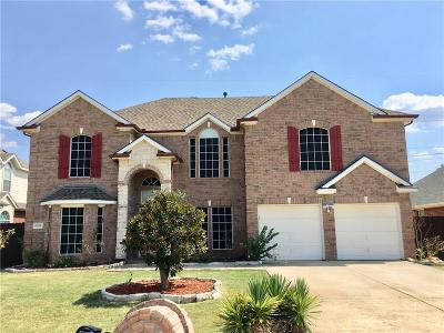 Collin County Single Family Home For Sale: 6028 Bertrand Drive