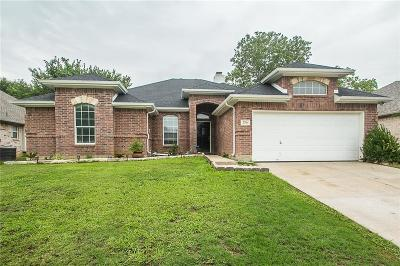 Corinth Single Family Home For Sale: 2711 Zachary Drive