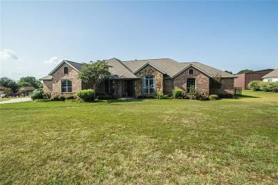 Aubrey Single Family Home For Sale: 9170 Quail Meadows Lane