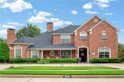 Plano Single Family Home For Sale: 3300 Swanson Drive