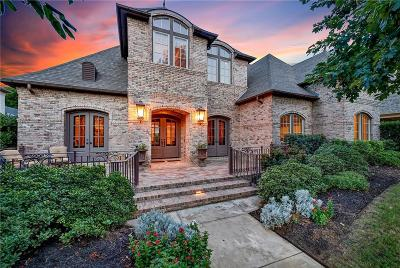 Colleyville Single Family Home For Sale: 6807 Whittier Lane