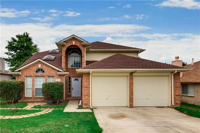 McKinney TX Single Family Home For Sale: $308,000