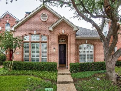Dallas Single Family Home For Sale: 6060 Thursby Avenue