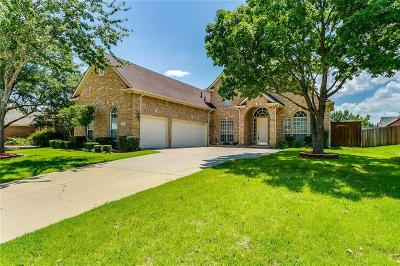 Flower Mound Single Family Home For Sale: 6005 Rock Ridge Drive