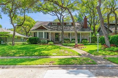 Dallas Single Family Home For Sale: 2538 Beechmont Drive