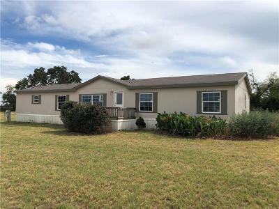 Stephenville Single Family Home For Sale: 1427 Wild Horse Lane