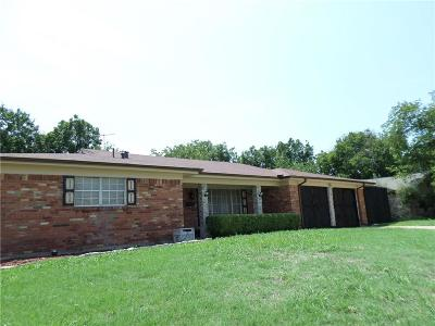 Fort Worth Single Family Home For Sale: 125 Georgian Road