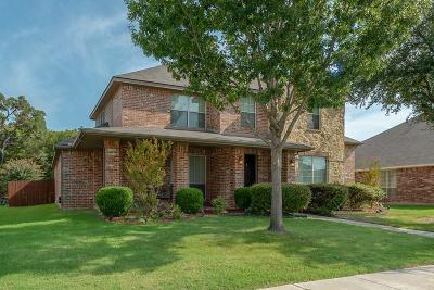 Rowlett Single Family Home For Sale: 7813 Westover Drive