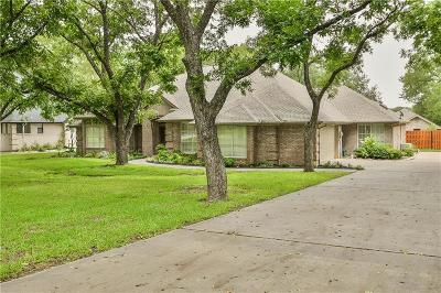 Parker County, Tarrant County, Hood County, Wise County Single Family Home For Sale: 7614 Ravenswood Road