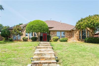 Carrollton Single Family Home For Sale: 2307 McCoy Road