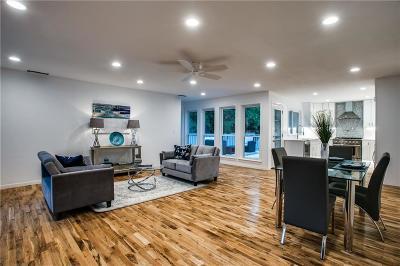 Dallas Single Family Home For Sale: 3811 Eaton Drive